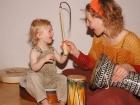 Muzikohrátky pro děti a rodiče