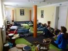 Relaxace pro studenty gymnázia